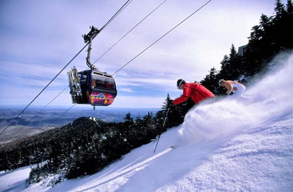 Bud Light Seltzer VIP Ski Getaway Sweepstakes