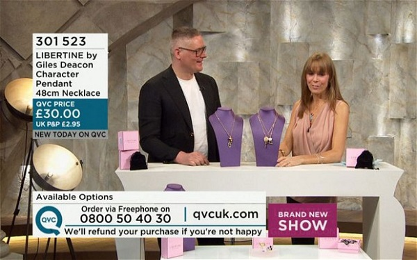 $1,000 QVC Shopping Spree Sweepstakes