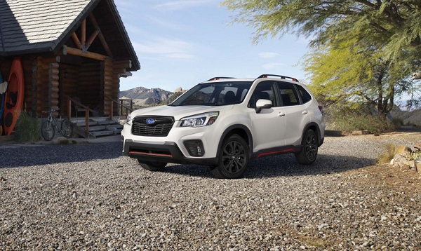 2021 Subaru Forester Sweepstakes