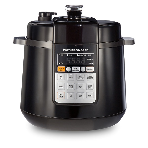 Hamilton Beach Pressure Cooker Sweepstakes