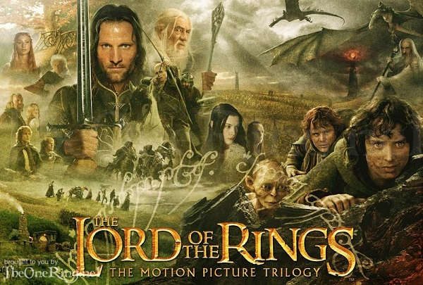 $200 Lord Of The Rings Sweepstakes