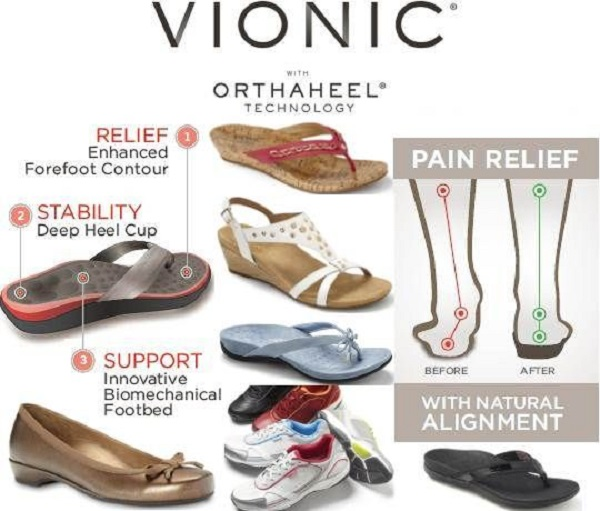 Super Vionic Shoes Sweepstakes