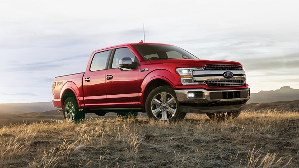 $50,000 Ford F-150 Sweepstakes