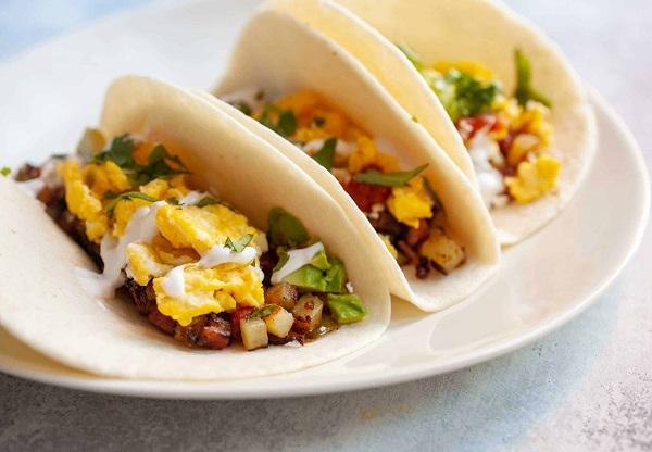 Free Breakfast Taco This Weekend