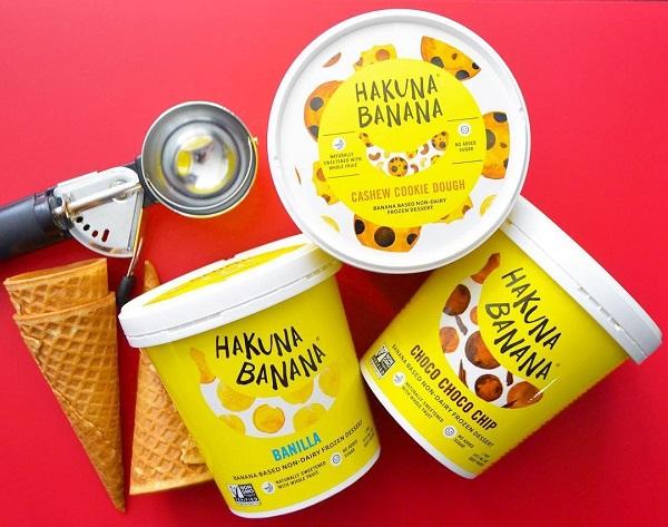 Free Hakuna Banana Ice Cream