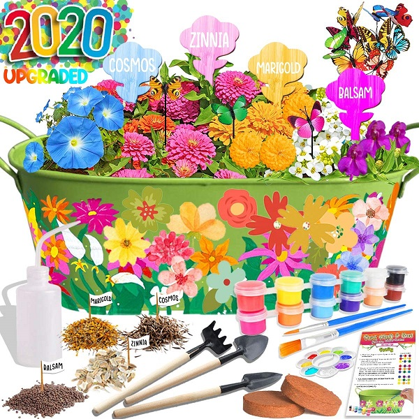 Flower Planting Kit Sweepstakes