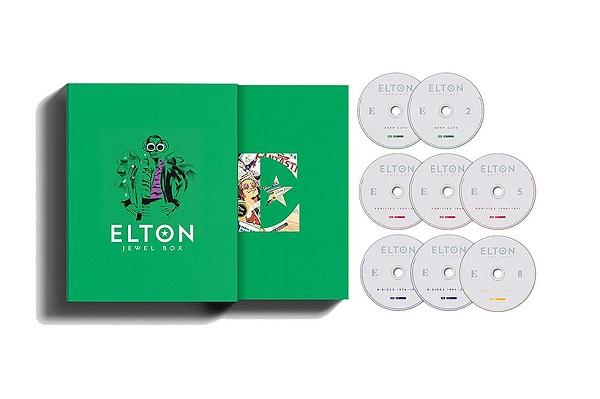 Elton John Jewel Box Sweepstakes