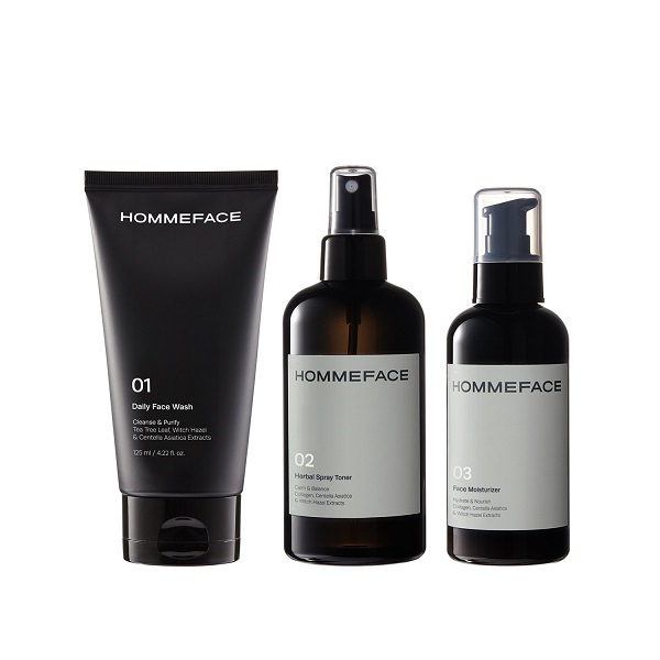 Free Skincare Trio Set