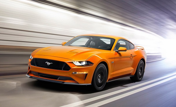 Ford Mustang 5.0 Sweepstakes