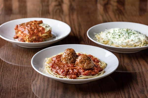 Free Entrée For The Old Spaghetti Factory