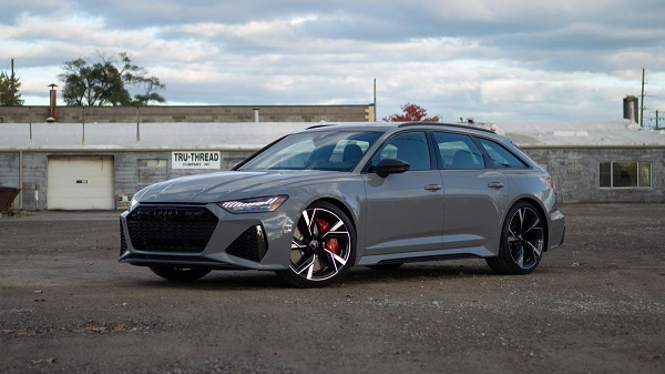 Audi RS 6 Avant Sweepstakes