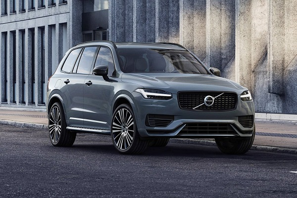 2021 Volvo Sweepstakes