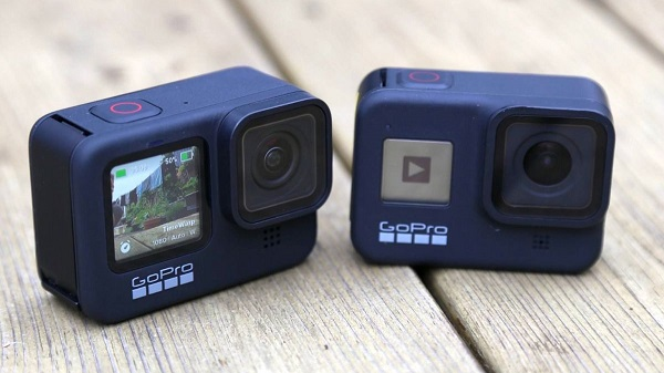 GoPro Hero 9 Sweepstakes