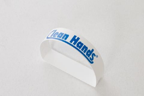 Free Clean Hands Magnet