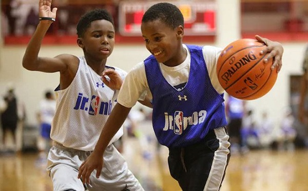 Free Junior NBA Magnet