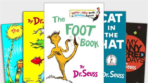 Free Dr. Seuss Activity Book
