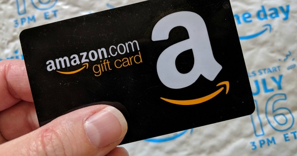 Amazon $1,000 E-Gift Card Giveaway