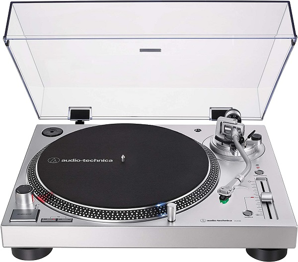 AudioTechnica Turntable Giveaway