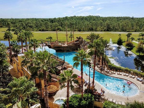 Lake Buena Vista Disney Resort Vacation Giveaway
