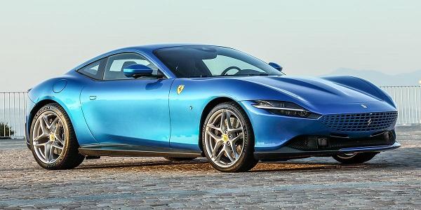 2021 Ferrari Roma Giveaway