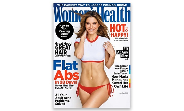 Free Women's Health Subscription