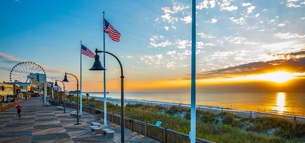 Myrtle Beach South Carolina Break Giveaway