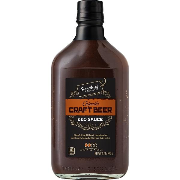 Free Signature Select Craft BBQ Sauce