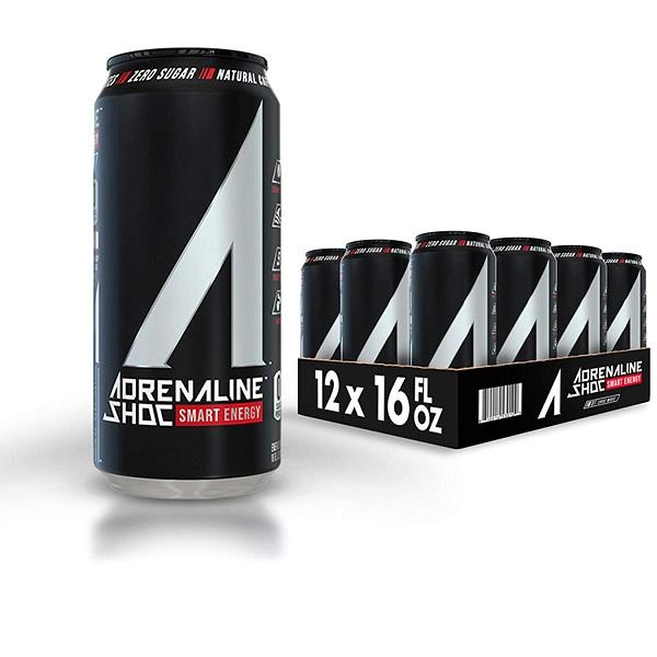 Free Adrenaline Shock Energy Drink