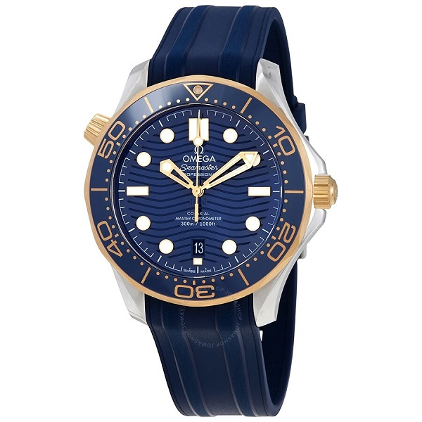 Omega Seamaster Watch Giveaway