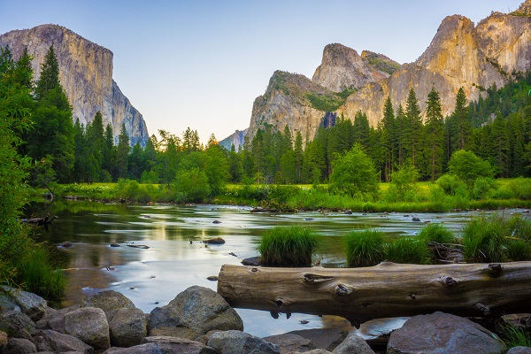 Explore The National Parks Vacation Giveaway