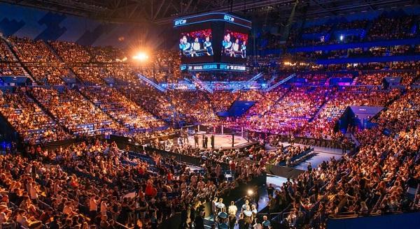 UFC Las Vegas Vacation Giveaway