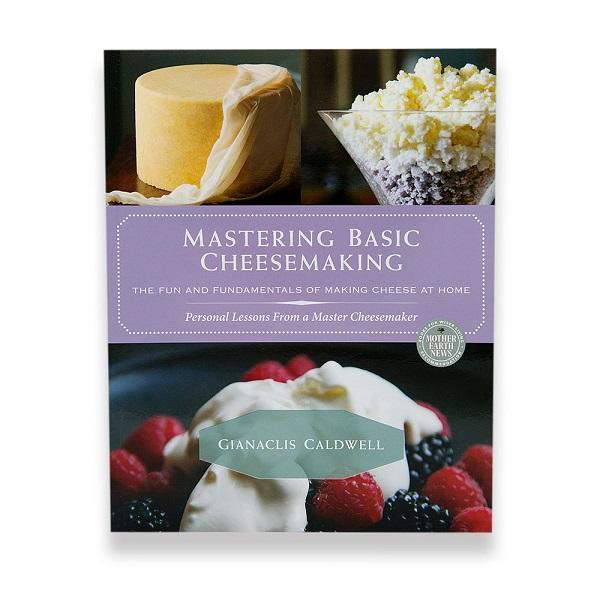 Master Basic Cheesemaking Giveaway
