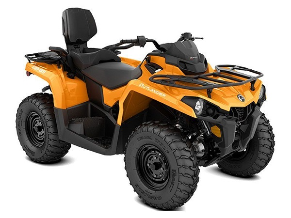 Can-AM Outlander 450 ATV Giveaway