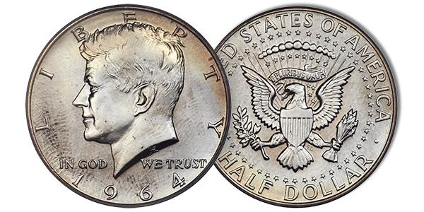 Free Kennedy Half Dollar