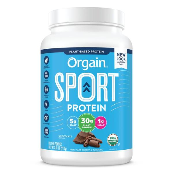 Free Orgain Sport And Recovery Samples