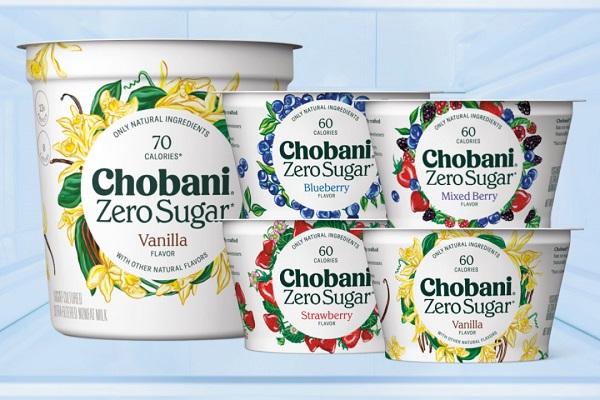 Chobani Zero Sugar Giveaway